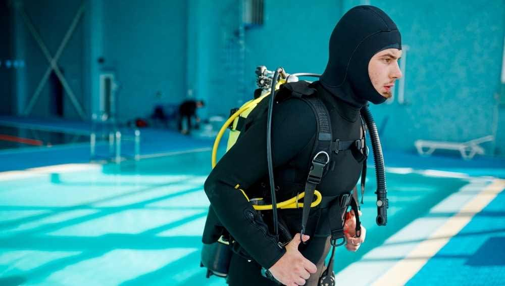 Scuba Diving Suite